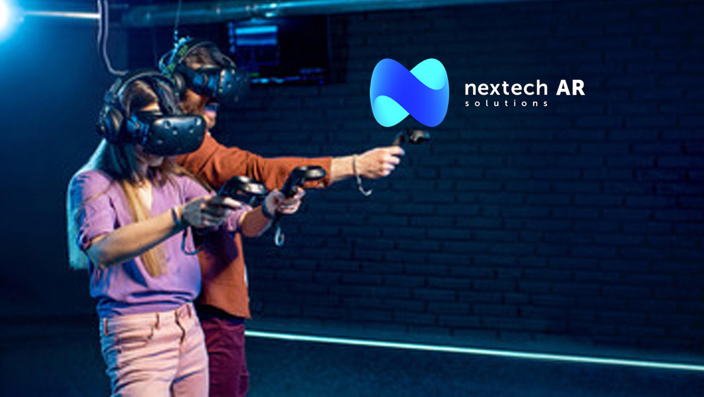 Nextech to Launch Augmented Reality NFT Hologram Creator Platform
