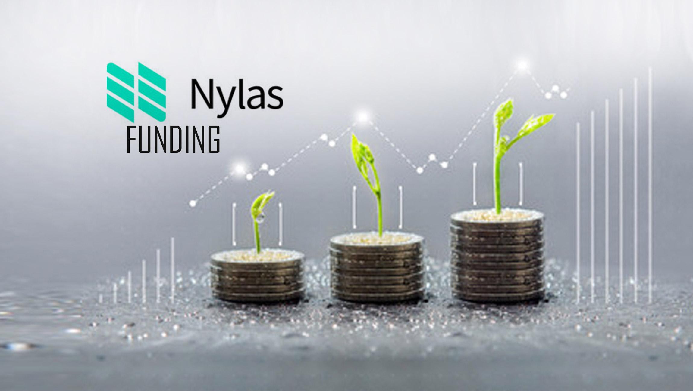 Nylas Raises $120 Million to Accelerate Productivity APIs for Work Automation