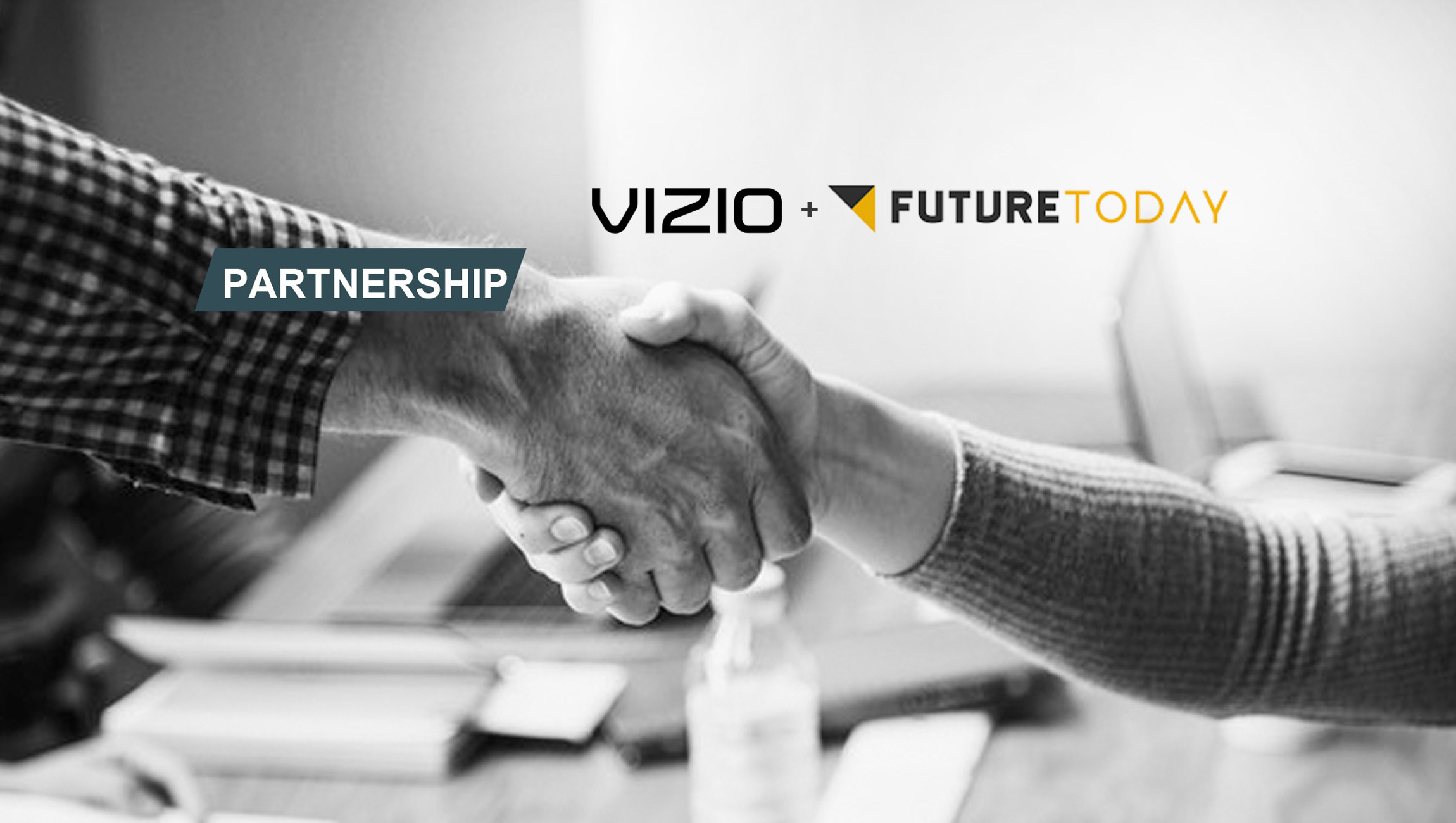 VIZIO Expands Its Partnership With Future Today, Launching Two New Free Channels