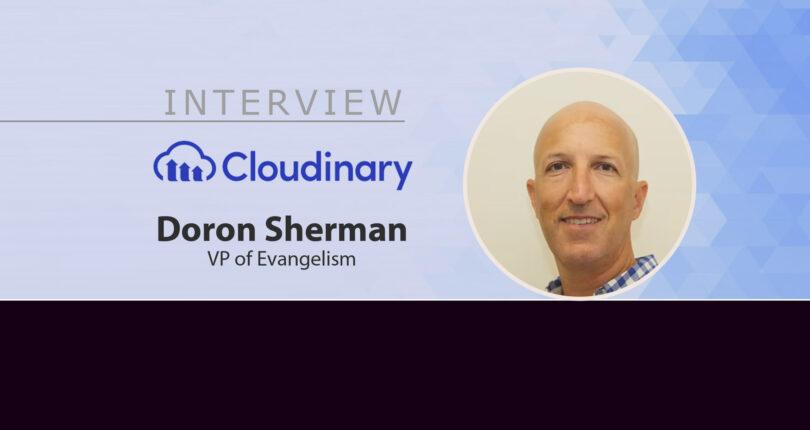 Doron-Sherman_MarTech-Series-Cloudrinary-Interview